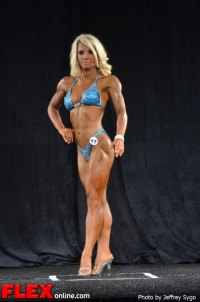 Samantha Rioux - Figure Class B - 2012 North Americans