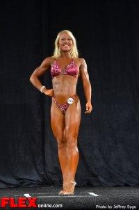 Tiffany Bryant - Figure Class B - 2012 North Americans