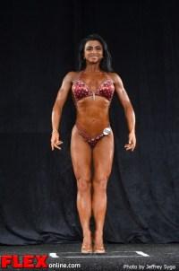 Cecilia Caputo - Figure Class B - 2012 North Americans