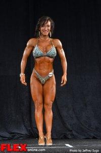 Denise Rose - Figure Class B - 2012 North Americans