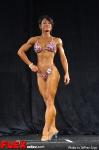 Dana Sloan - Figure Class B - 2012 North Americans