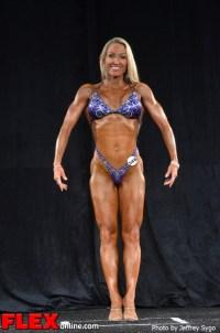 Elizabeth Velez - Figure Class B - 2012 North Americans