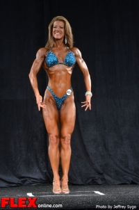 Angela Kegler - Figure Class C - 2012 North Americans