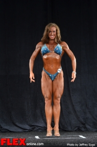 Stacy Kinnard - Figure Class C - 2012 North Americans