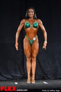 Dani Ronquilio - Figure Class C - 2012 North Americans