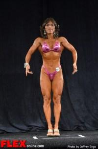 Julia H Luz Sanchez - Figure Class C - 2012 North Americans
