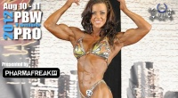 IFBB Pro Physique Competitior Nola Trimble Quad Workout