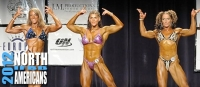Carol Hanley - Women's Middleweight  - 2012 North Americans