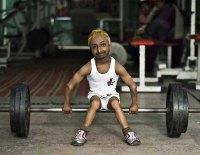 World's Smallest Bodybuilder Dies