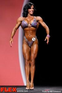 Andrea Cantone - Figure - 2012 IFBB Olympia