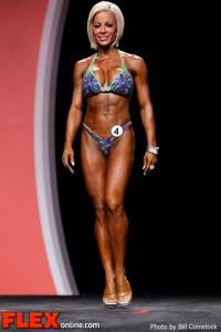 Ava Cowan - Figure - 2012 IFBB Olympia