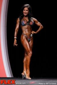 Jami DeBernard - Figure - 2012 IFBB Olympia