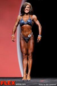Mallory Haldeman - Figure - 2012 IFBB Olympia