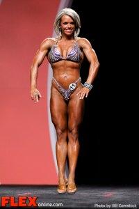 Aleisha Hart - Figure - 2012 IFBB Olympia