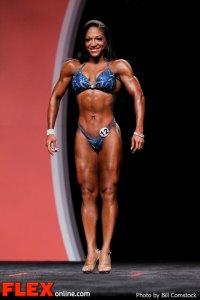Candice John - Figure - 2012 IFBB Olympia