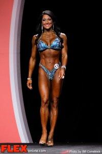 Candice Keene - Figure - 2012 IFBB Olympia