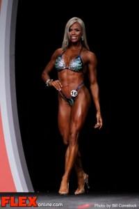 Larissa Reis - Figure - 2012 IFBB Olympia