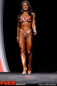 Alea Suarez - Figure - 2012 IFBB Olympia