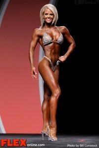 Nicole Wilkins - Figure - 2012 IFBB Olympia