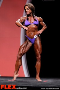 Sheila Bleck - 2012 Ms. Olympia