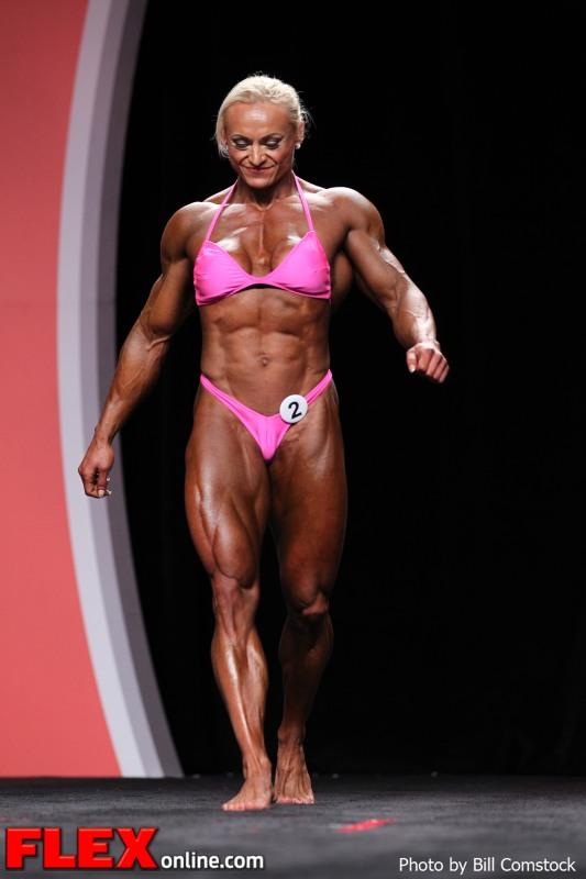 Brigita Brezovac - 2012 Ms. Olympia