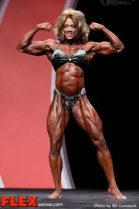 Kim Buck - 2012 Ms. Olympia