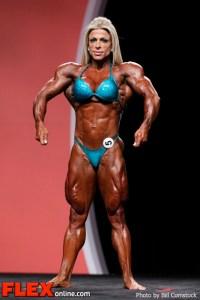 Anne Luise Freitas - 2012 Ms. Olympia