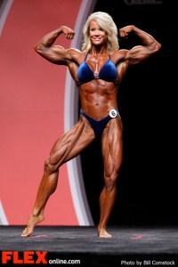 Lisa Giesbrecht - 2012 Ms. Olympia