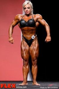 Debi Laszewski - 2012 Ms. Olympia