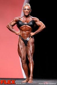 Yaxeni Oriquen-Garcia - 2012 Ms. Olympia