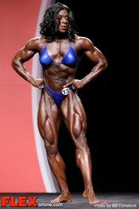 Iris Kyle - 2012 Ms. Olympia