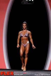 Jodi Boam - Fitness - 2012 IFBB Olympia