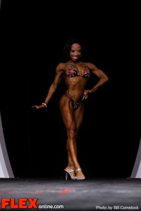 Nicole Duncan - Fitness - 2012 IFBB Olympia