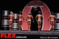 Vanda Hadarean - Fitness - 2012 IFBB Olympia