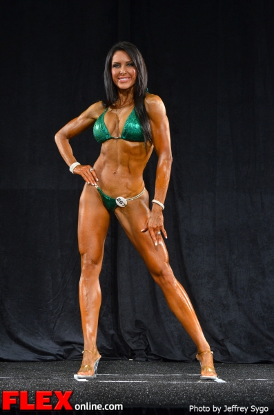 Jeri Rease - Bikini Class C - 2012 North Americans