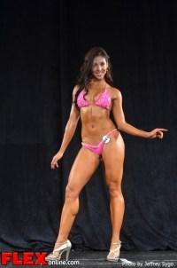 Paula Lorena Bucio Moran - Bikini Class C - 2012 North Americans