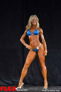 Ann Kisling - Bikini Class D - 2012 North Americans