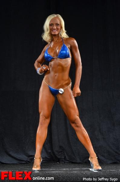 LaJean Morrow - Bikini Class D - 2012 North Americans