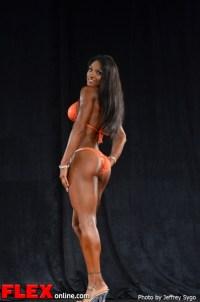 Sabrina Nicole - Bikini Class D - 2012 North Americans