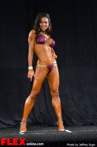 Aly Veneno - Bikini Class D - 2012 North Americans