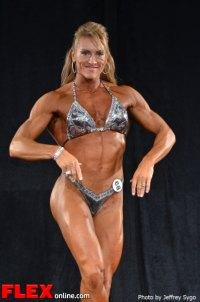 Nekole Hamrick - 35+ Women's Physique Class C - 2012 North Americans