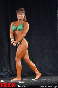 Keri Ann Heitzman - Women's Physique Class A - 2012 North Americans