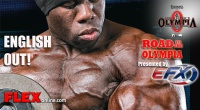 Kevin English is Out of the 2012 Olympia 212 Showdown