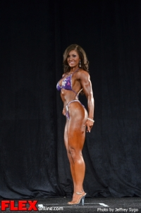 Candace Gray - Figure Class D - 2012 North Americans
