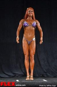 Rebecca Mitchell - Figure Class E - 2012 North Americans