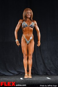 Allison Moyer - Figure Class E - 2012 North Americans