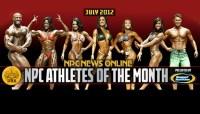 July NPC Athletes Announced