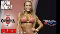2012 Bikini Olympia Winner Nathalia Melo