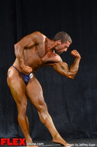 David Pitocco - Men's Welterweight - 2012 North Americans