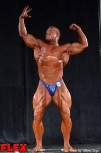 Brad Rowe - Men's Heavyweight - 2012 North Americans